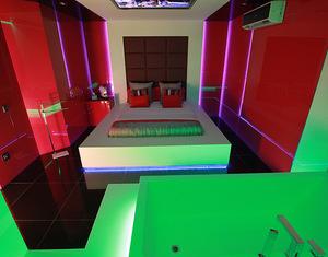 Habitación Chambre Paris